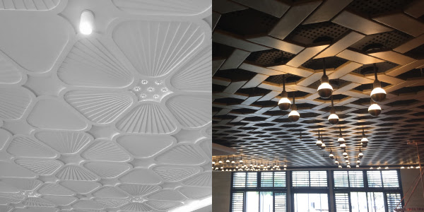 Commercial Decorative Ceilings Australia